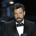 Ben Affleck accepts Oscar for 'Argo' Photo: AP
