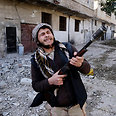 Syrian rebel fighter Photo: Reuters