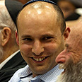 Naftali Bennett Photo: Gur Dotan