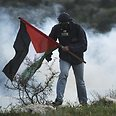 West Bank riot (archives) Photo: EPA