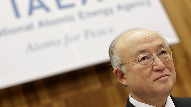 IAEA chief Amano (Photo: Reuters)