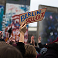 Protesting against selling out Berlin Photo: Reuters