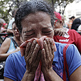 Venezuela in mourning Photo: AP