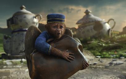 הקוף המכונף. מכניות יתר ()