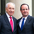 Peres, Hollande Photo: EPA