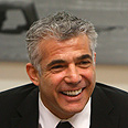 Yair Lapid Photo: Reuters
