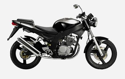 Roadwin - ויש גם אופנוע בסיסי במחיר שווה לכל נפש ()