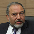 Avigdor Lieberman Photo: Gil Yohanan