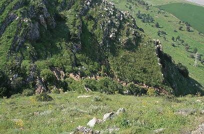 יש עוד מקומות עם אותו שם בארץ. העמק הנעלם (צילום: שמעון לב)