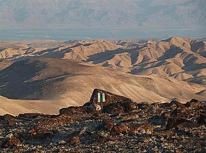 נחל כידוד (צילום: יאיר זיידנר)