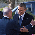 Barack Obama looks at Shimon Peres and sees Israel Photo: AP