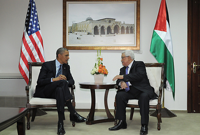 'In some ways Abu Mazen is too weak' (Photo: AFP) (Photo: AFP)