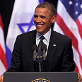 Obama: Settlements 'counter-productive' Photo: Reuters