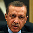Erdogan accepts PM&#39;s apology Photo: Reuters