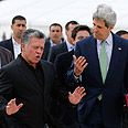 Abdullah (L) with Kerry in Amman (archives) Photo: Reuters