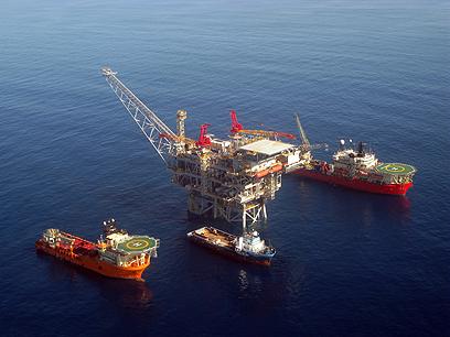 The Tamar offshore natural gas field (Photo: Albatross)