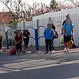 Sderot kids go back to school, Wednesday Photo: Roee Idan