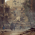 Destruction in Syria (Archives)