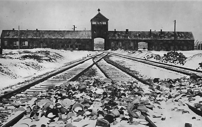 Some people are still torn as a result of what they had to cope with, Rabbi Krieger says. Auschwitz (Photo: EPA)
