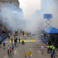 Boston Marathon bombing, Monday Photo: AP