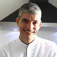 שף אוהד אמזלג צילום: לירון אלמוג