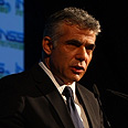 Finance Minister Yair Lapid Photo: Motti Kimchi