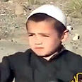 One of the children shown in the video