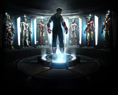 """""""איירון מן 3"""". אותו דבר רק יותר גדול ()"""