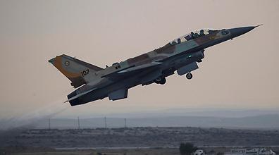 Israeli Air Force F-16 (Photo: EPA)
