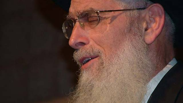 הרב יעקב אריאל (צילום: אילן מרסיאנו)