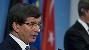Foreign Minister Ahmet Davutoglu to succeed Erdogan Photo: AFP
