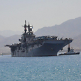 USS Kearsarge Photo: Meir Ohayon