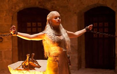 האישה מושלמת. טארגאריין (צילום: HBO)