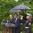 Obama and Erdogan Photo: AFP