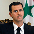 Syrian President Bashar Assad Photo: AP
