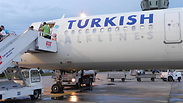 Turkish Airlines plane Photo: Ziv Reinstein