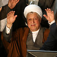 Rafsanjani. Pulling the strings Photo: AP