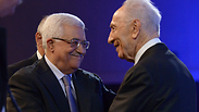 Abbas and Peres Photo: GPO