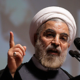 Hassan Rohani Photo: AP