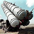 S-300 missiles Photo: EPA