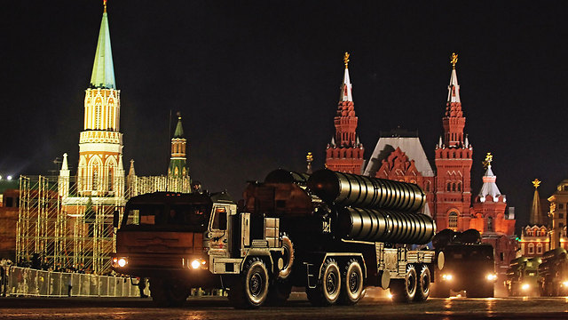 S-300 in Russia (Photo: EPA)