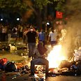 Protests spread to Ankara Photo: Reuters