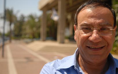 שמעון חזן (צילום: קובי קואנקס)