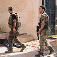 Syrian army soldiers Photo: Reuters