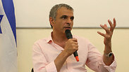 Moshe Kahlon Photo: Yaron Brener