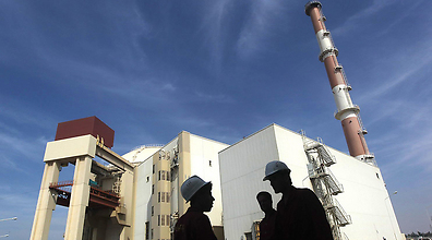 Bushehr facility (Archive photo: AFP)