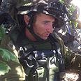 Lt. Col. Hiram Photo: Yoav Zitun