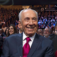 President Shimon Peres Photo: AFP