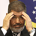 President Morsi Photo: AP