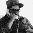 Hassan Rohani in the 1980s Photo: Yedioth Ahronoth archive